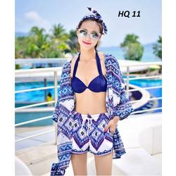 Bộ đồ quần áo bơi đi biển cực đẹp cho các nàng dạo biển