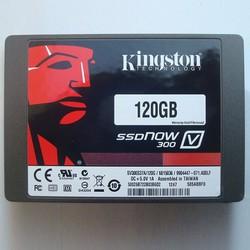 Ổ cứng SSD 120G kington V300