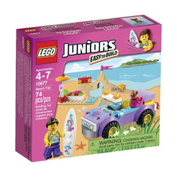 LEGO Juniors - 10677 - Chuyến Du Lịch Bãi Biển