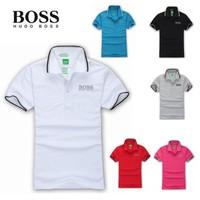 áo nam thun BOSS loại xịn cho các chàng thêm bảnh bao -503