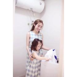 Set đầm mẹ và bé dễ thương