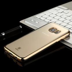 Ốp lưng Galaxy S7 dẻo viền màu Baseus