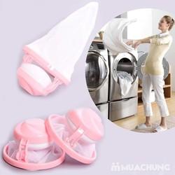 túi lọc rác thông minh cho máy giặt