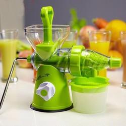 Máy ép hoa quả bằng tay manual juice tốt nhất rẻ nhất