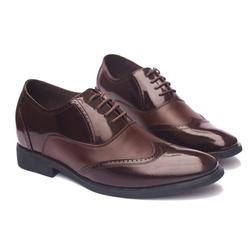 Giày tây CS20 đế tăng chiều cao 6.5cm