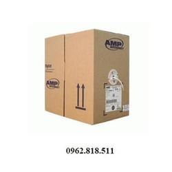 Cáp mạng AMP–Cat 5E,Mã sản phẩm 0332. Sỉ lẻ toàn quốc với giá tốt nhất