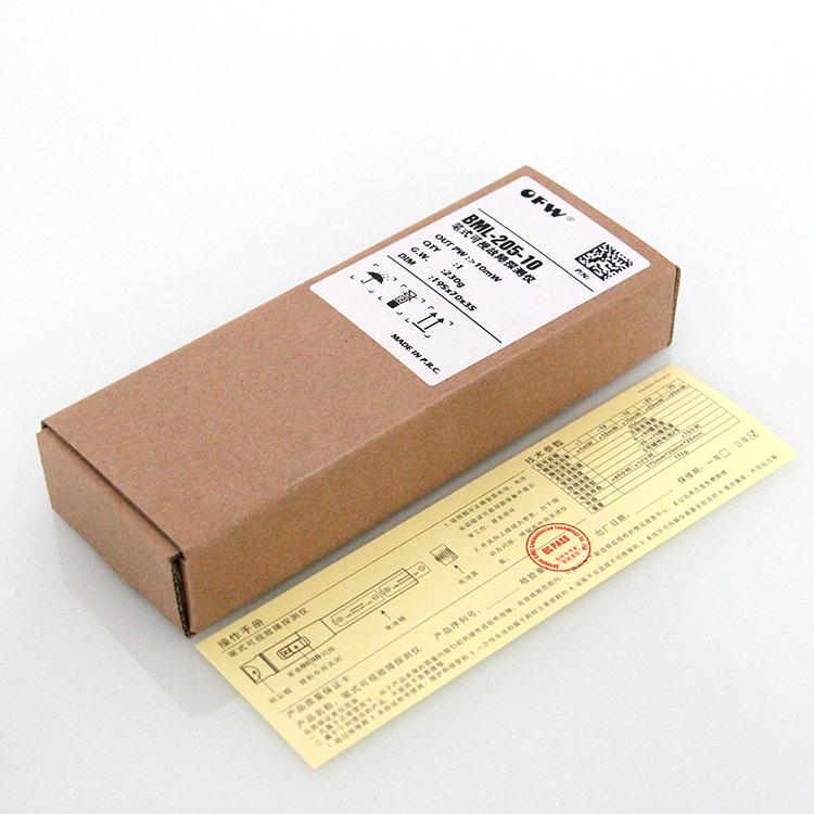 Bút soi kiểm tra cáp quang BML-205 9