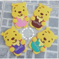 ỐP POOH 3D IPHONE 5 5S 6 6S 6 PLUS 6S PLUS