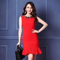 Đầm Đuôi Cá Cổ Kết Đá -M2285 - giảm giá đặc biệt mừng sinh nhật shop