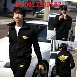 Bộ đồ quần áo thể thao nam COOPER phong cách Hàn quốc Y16DT7