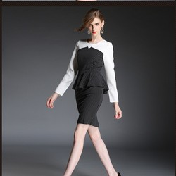 Art Fashion : ĐẦM ÔM LADY 02