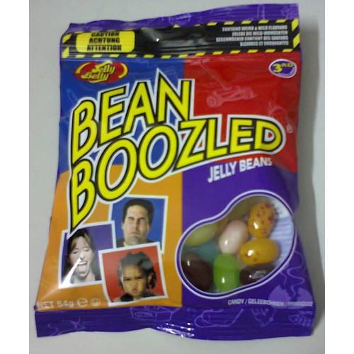 Combo 2 gói Kẹo trái cây Bean Boozled - Mỹ