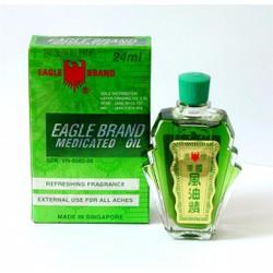 Dầu gió xanh con O Eagle Brand 24ml sản xuất cho thị trường Mỹ USA