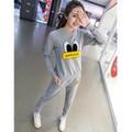 quần áo bộ pancoat Mã: AA555 - XÁM