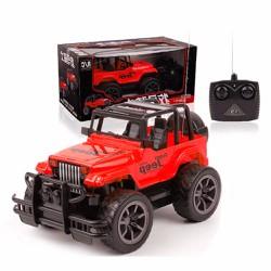Xe Jeep Điều Khiển Từ Xa Vượt Mọi Địa Hình
