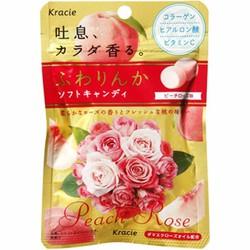 Kẹo Hoa Hồng Collagen - Vị Đào
