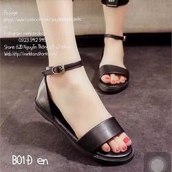 Giày Sandal Bệt Nữ B01