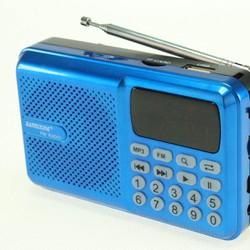 LOA ĐÀI radio FM nghe nhạc USB BANNIXING D-69E
