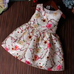 Đầm hoa đào V56