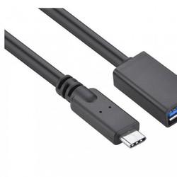 Cáp USB3.0 Type-C Male to A Female Y-C476BK Unitek