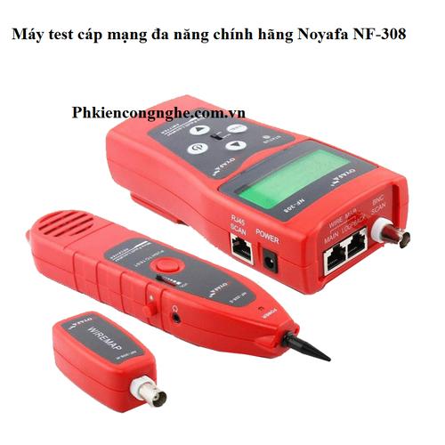 Máy test cáp mạng đa năng chính hãng Noyafa NF-308 - 3920099 , 3043063 , 15_3043063 , 1250000 , May-test-cap-mang-da-nang-chinh-hang-Noyafa-NF-308-15_3043063 , sendo.vn , Máy test cáp mạng đa năng chính hãng Noyafa NF-308