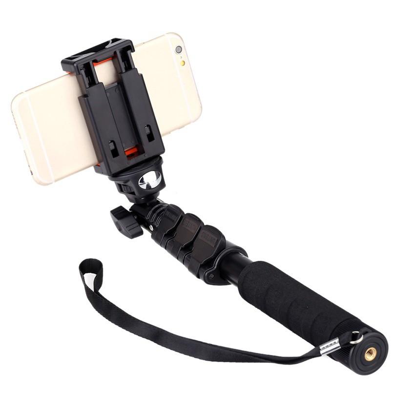 Gậy Chụp Hình YunTeng tự vệ Bluetooth có remote-dài 1m25 5
