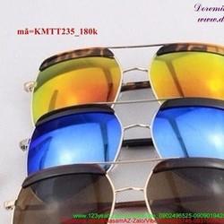 Kính mát thời trang đẳng cấp sành điệu như ngôi sao KMTT235