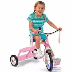 Xe đạp trẻ em Radio Flyer RFR33 - màu hồng