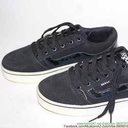 Giày thể thao nam cổ thấp cực bền phong cách sành điệu GTA74