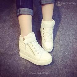 HÀNG NHẬP CAO CẤP - Giày cổ cao cá tính
