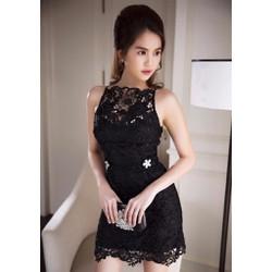 Đầm Ngọc Trinh Ren