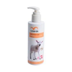 Sữa dưỡng thể Rebirth Placenta Rose Moisturing Cream 200ml RB32