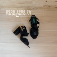 Giày sandal gót vuông 0632