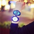 Đồng hồ led phát sáng 7 màu