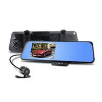 Gương chiếu hậu tích hợp camera hành trình Vehicle BlackBox