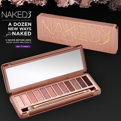 Phấn Mắt Cao Cấp Urban Decay Naked3