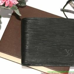 Ví da nam thời trang kiểu dáng đơn giản sang trọng VINA45