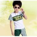 Bộ quần áo cotton cao cấp cho bé trai 9108