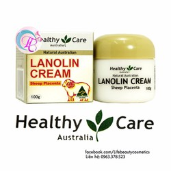 Nhau thai cừu Lanolin cream with sheep placenta