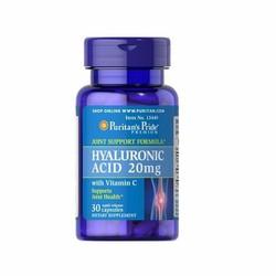 Viên uống đẹp da, bổ khớp Hyaluronic Acid 20mg của Mỹ