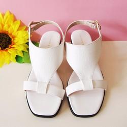 Giày Sandal VNXK đế 3p, kiểu dáng sang trọng, quý phái, giá sốc