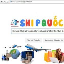 Dịch vụ mua hộ - vận chuyển Nhật Việt