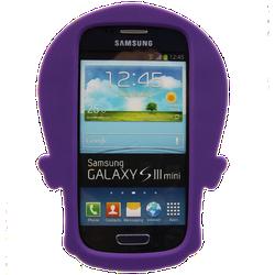 Ốp lưng Samsung Galaxy S3 Mini - Texet Skull03 tím