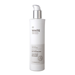 Nước hoa hồng WHITE SEED Real Whitening Toner - THE FACESHOP