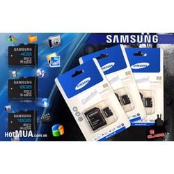Thẻ Nhớ Micro SD Semsung 8GB class 10 Fullbox - Tặng Kèm Adapter