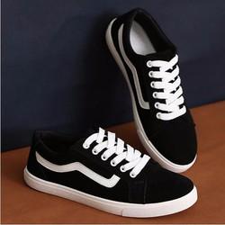 giày thấp cổ da lộn