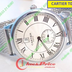 Đồng hồ nam Cartier T02500 sang trọng, quyến rũ bí ấn