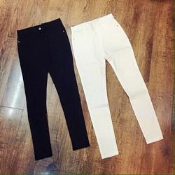 quần Jean trơn màu hàng Thái Lan