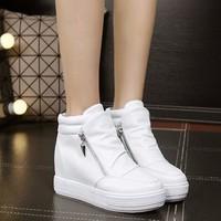 BM225W - Giày thể thao đế độn nhăn nếp ở mui giày - Doni86