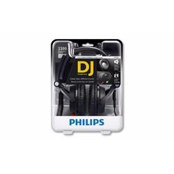 Tai nghe Philips choàng đầu SHL3300BK Đen